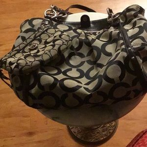 Coach pocketbook with Small Purse